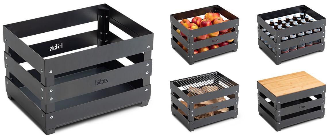 Crate Universalkorb von höfats