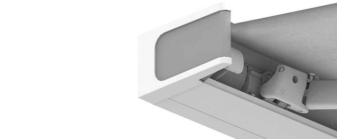 Kassettenmarkise Cubeline auf Maß