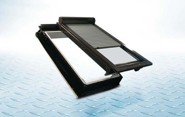 Dachfenster-Rollladen für nahezu alle Dachfenster