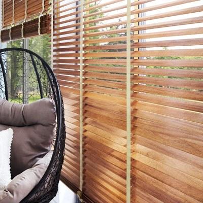 Zweck und Einsatz unserer Bambusjalousien