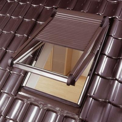 Rollläden für Dachfenster