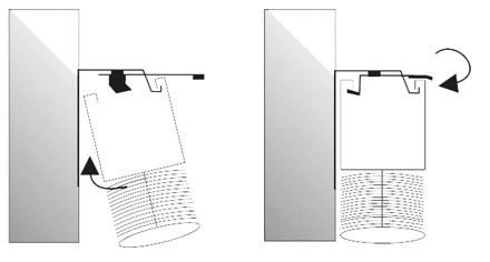 Jalousie mit Seitenverspannung Abbildung 5
