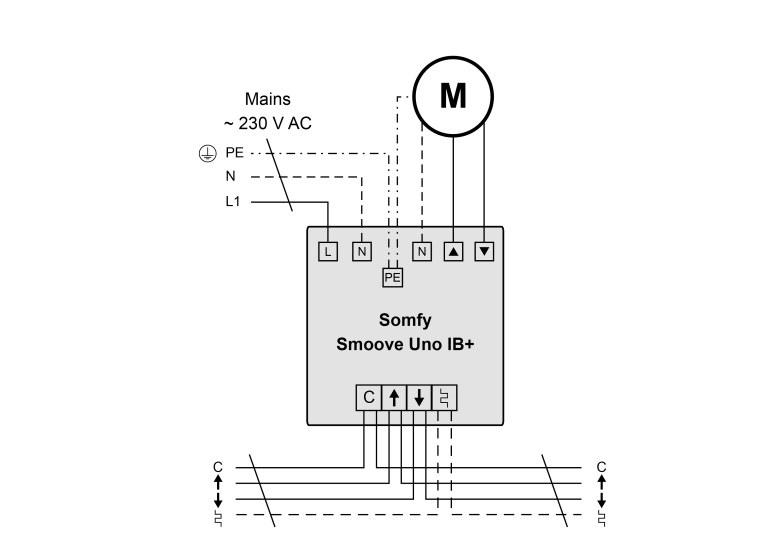 Schaltplan Smoove Uno IB+