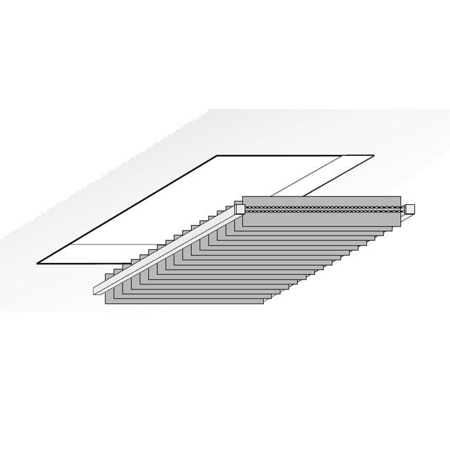 Plafondanlage