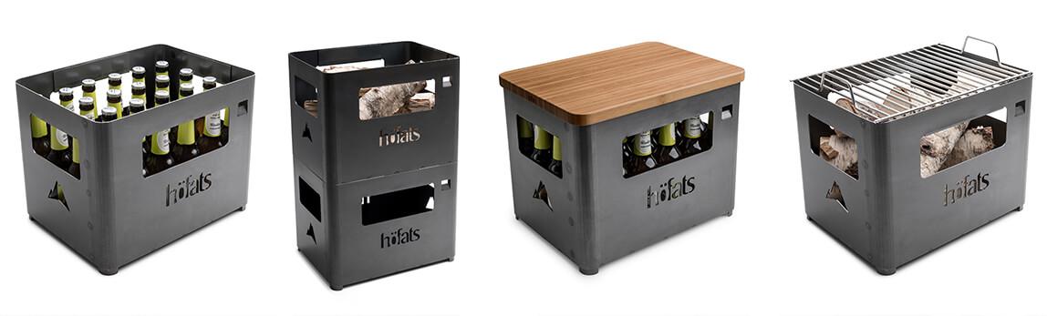 BEER BOX Universalkorb von höfats