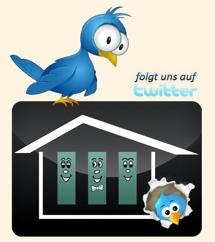 Jalousieshop jetzt bei twitter