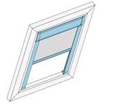 Dachfensterrollo Comfort