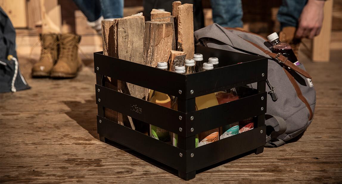 Crate - Eine Box für alles