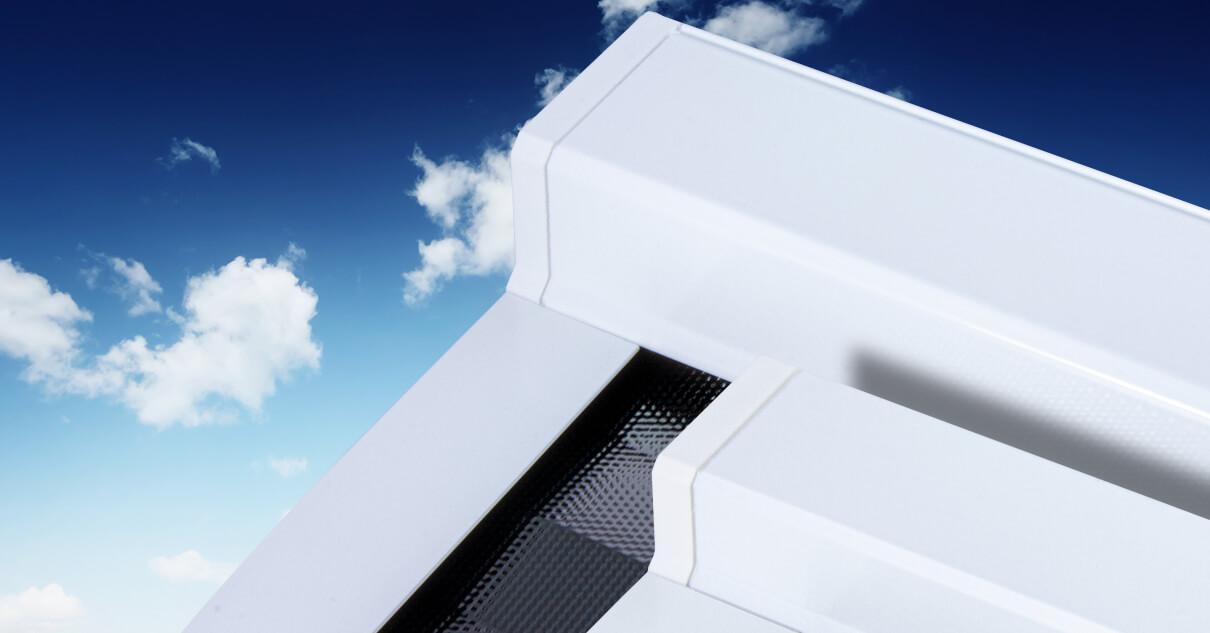 Folienrollos für Hitzeschutz
