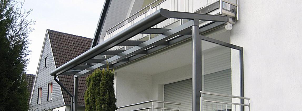 Terrassenüberdachung Trend Line von Systemdach
