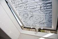 Plissee für Dachfenster