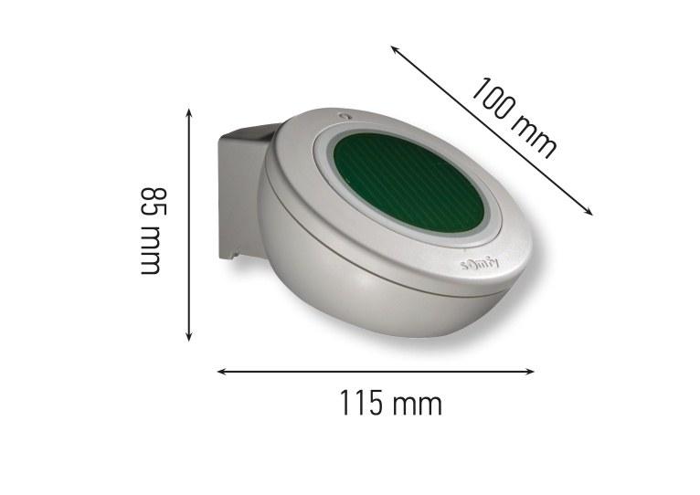 Ondeis 230V Maße