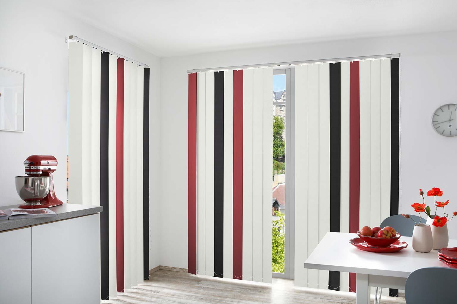 lamellenvorhang lamellenvorh nge im shop online konfigurieren. Black Bedroom Furniture Sets. Home Design Ideas