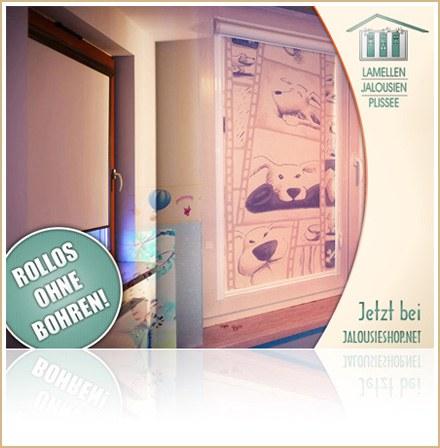 sonnenschutz ohne bohren jalousien aktuelles. Black Bedroom Furniture Sets. Home Design Ideas